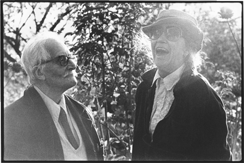 William Empson and Hetta Empson